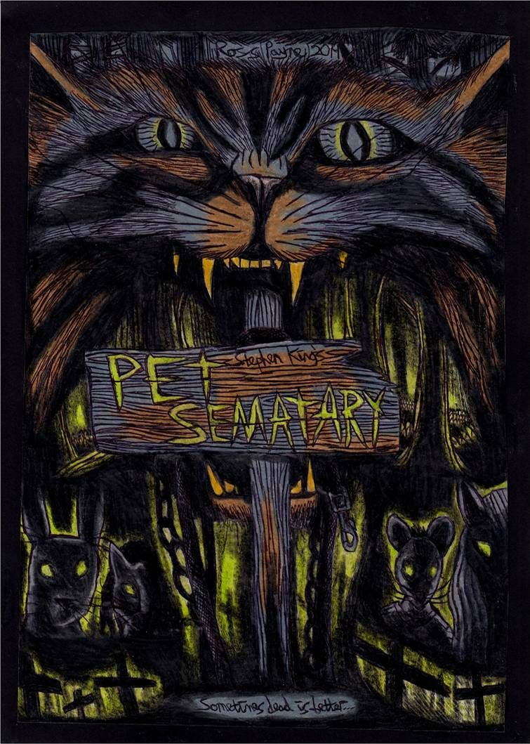Stephen King's Pet Sematary by