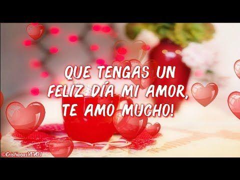 Poemas De Buenos Dias Mi Amor Te Amo Este Lindo Mensaje De Buenos Dias Es Para Ti Quiero Que Lo