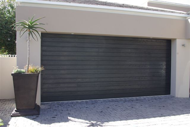 Steel garage doors | Shouse Ideas | Pinterest