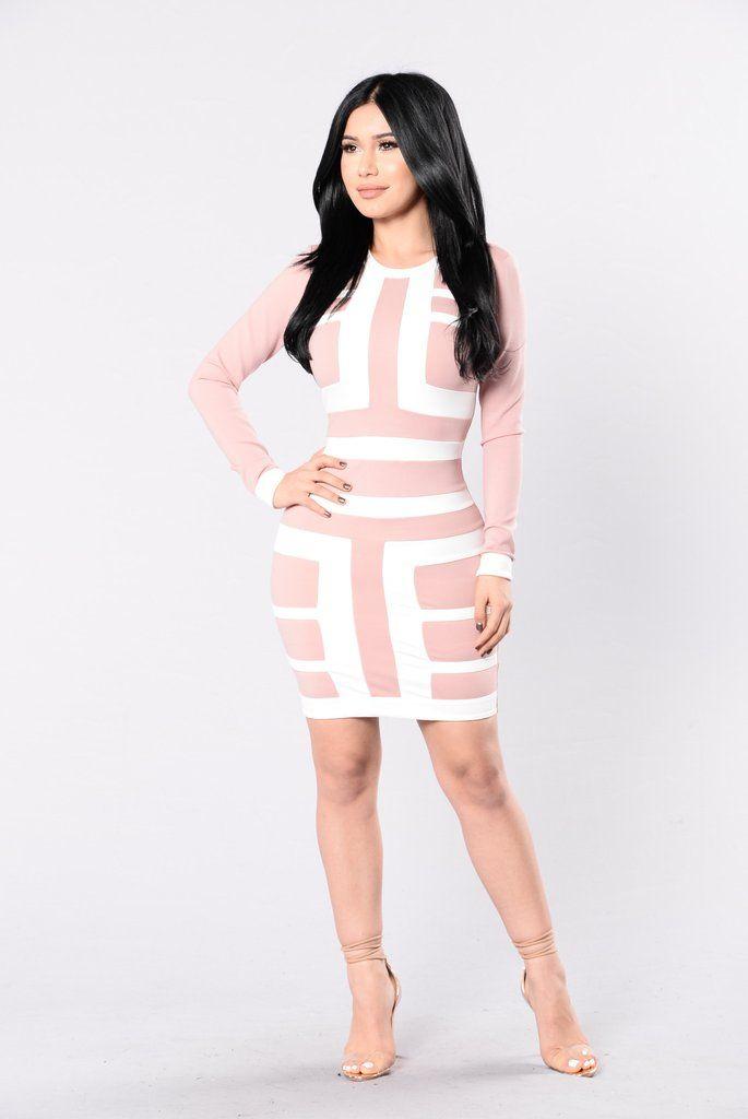 Cute Dressy Pink Dresses
