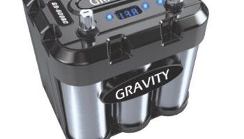 Gravity 1000 Amp Car Battery Capacitor Gr-1000Bc – RV Electrical System