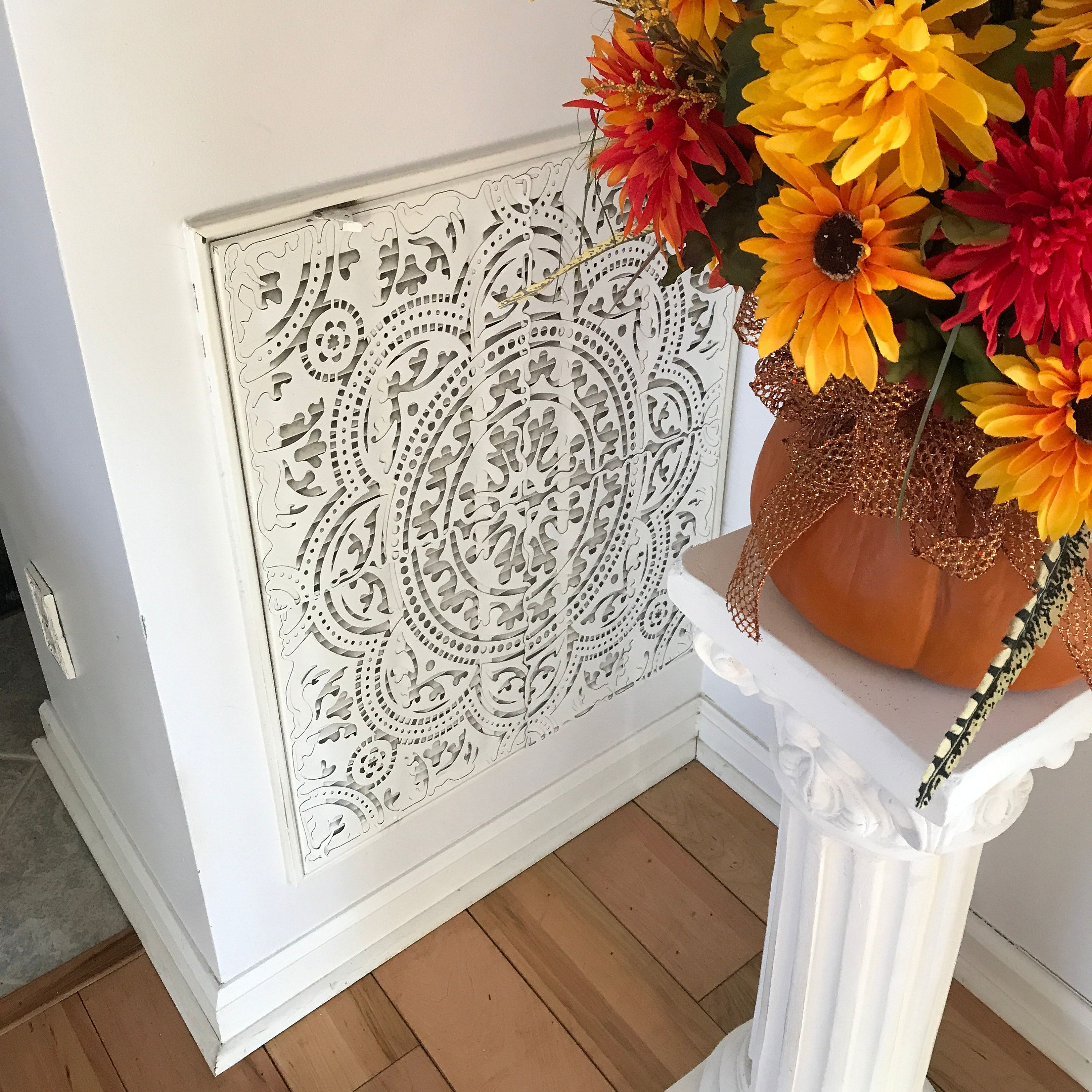 Mandala ReVent Cover Decorative Vent Covers in 2020