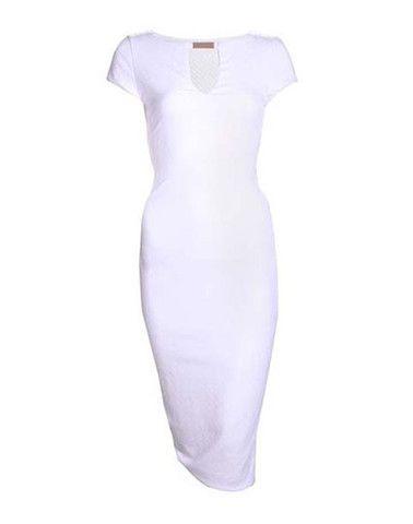 Vestido Corte Chanel Espora Outfits Vestidos Y Maquillaje