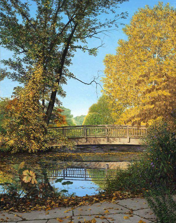 25 Hyper Realistic Watercolor Paintings By Steven Kozar