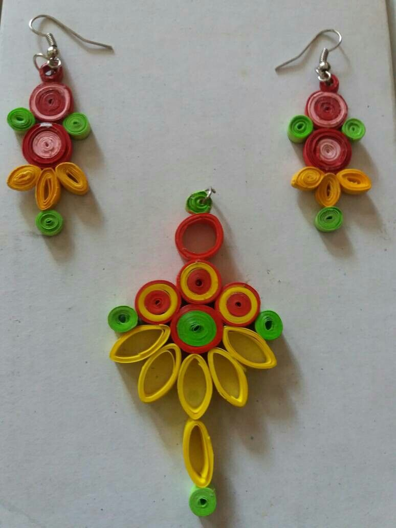 Quilling jewellery quilling designs pinterest jewelleries and