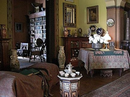 Now And Then Historic Hudson Valley House Olana And The Persian