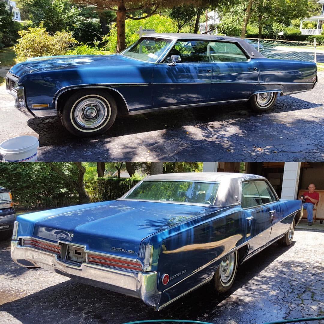Buick Full Size Car: 1970 Buick Electra 225 4dr Hardtop