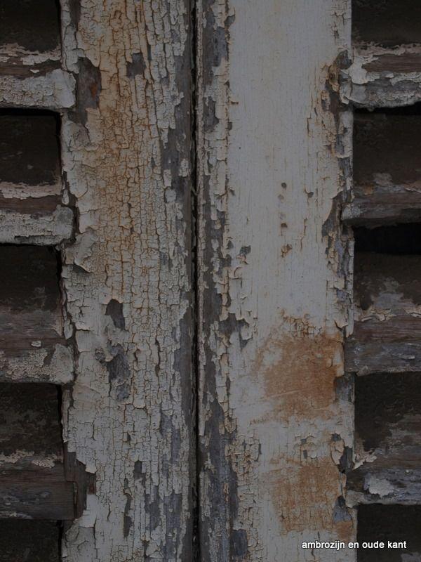 Ambrozijn en oude kant: Franse brocante
