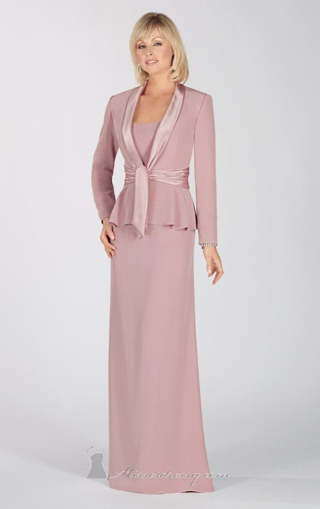 Sleeveless Acetate Gown by Alyce Jean De Lys | Pinterest | Vestido ...