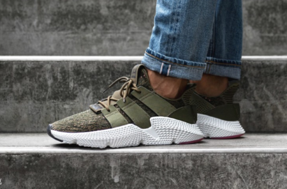 d72bab08fb1a adidas Prophere Trace Olive Coming Soon The adidas Prophere is a brand new  style from the