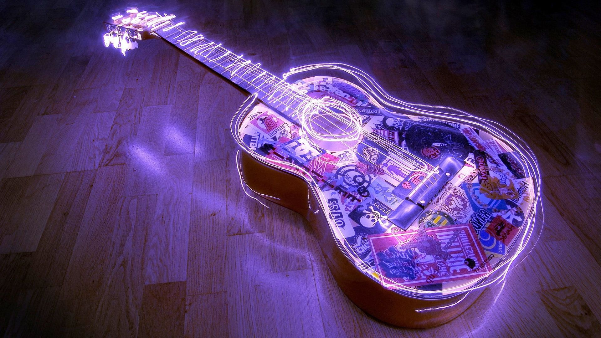 Music Digital Graphic Motion Design Space Light Wallpaper 3d Color Technology Art Backdr Guitar Semi Acoustic Guitar Best Acoustic Electric Guitar