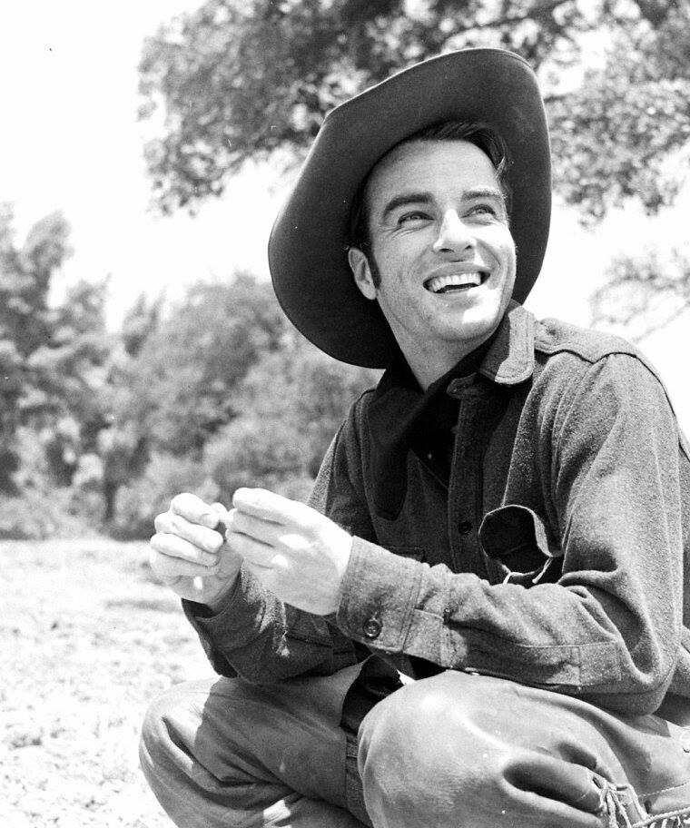 Montgomery Clift by J.R. Eyerman