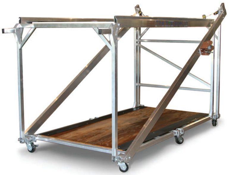Snowmobile Quad Storage Lift Plans Snowmobile Lift Plans