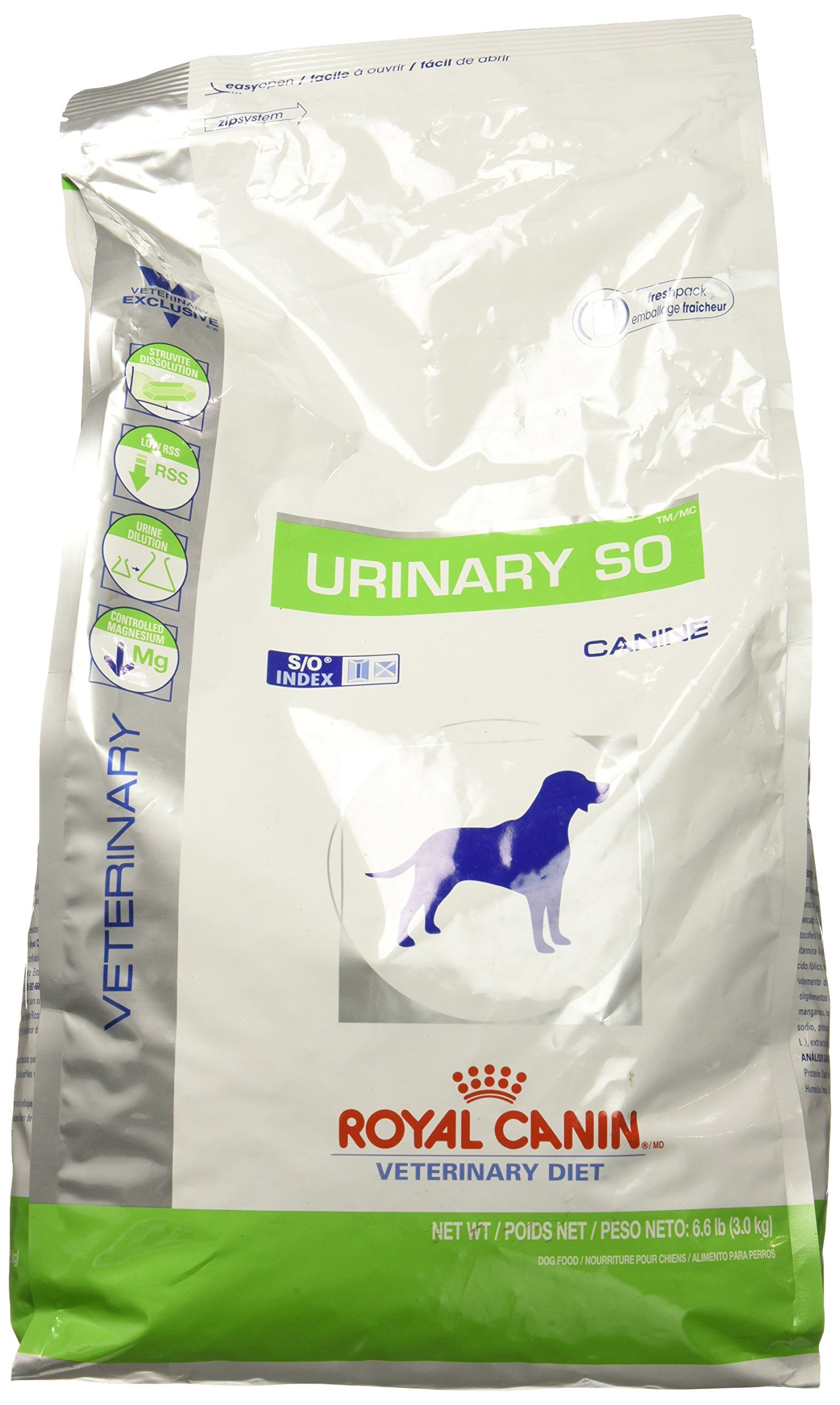 Royal Canin Veterinary Diet Canine Urinary So Dry Dog Food 6 6 Lb Bag Learn More By Visiting The Image Link Thi Dog Food Recipes Dry Dog Food Royal Canin