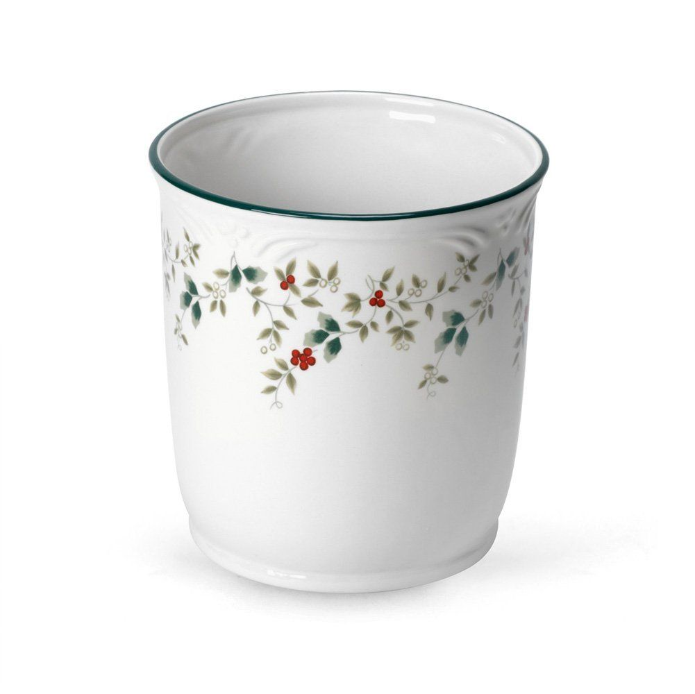 Pfaltzgraff Winterberry Utensil Crock -- Startling review available ...