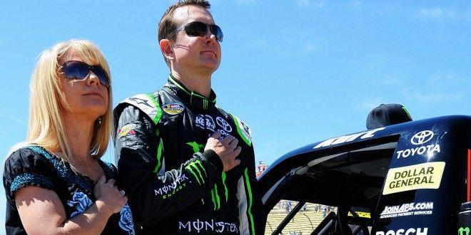 Kurt Busch sulla Chevrolet del Furniture Row Racing già a Charlotte tra due settimane