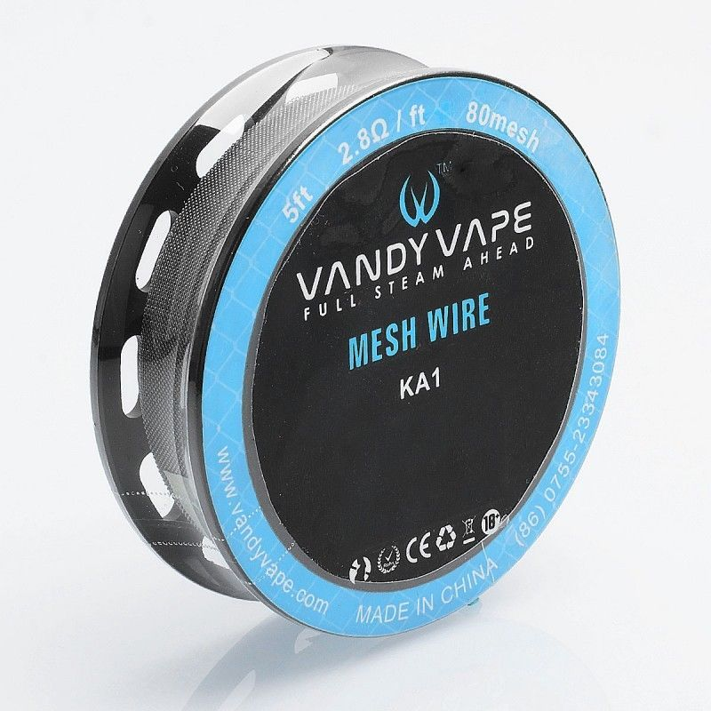 Kanthal Wire Kanthal A1 Wire AtomizerWick.com | Vape Wire ...