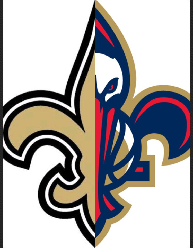 New Orleans Saints Pelicans Fleur De Lis Grooms Cake Ideas