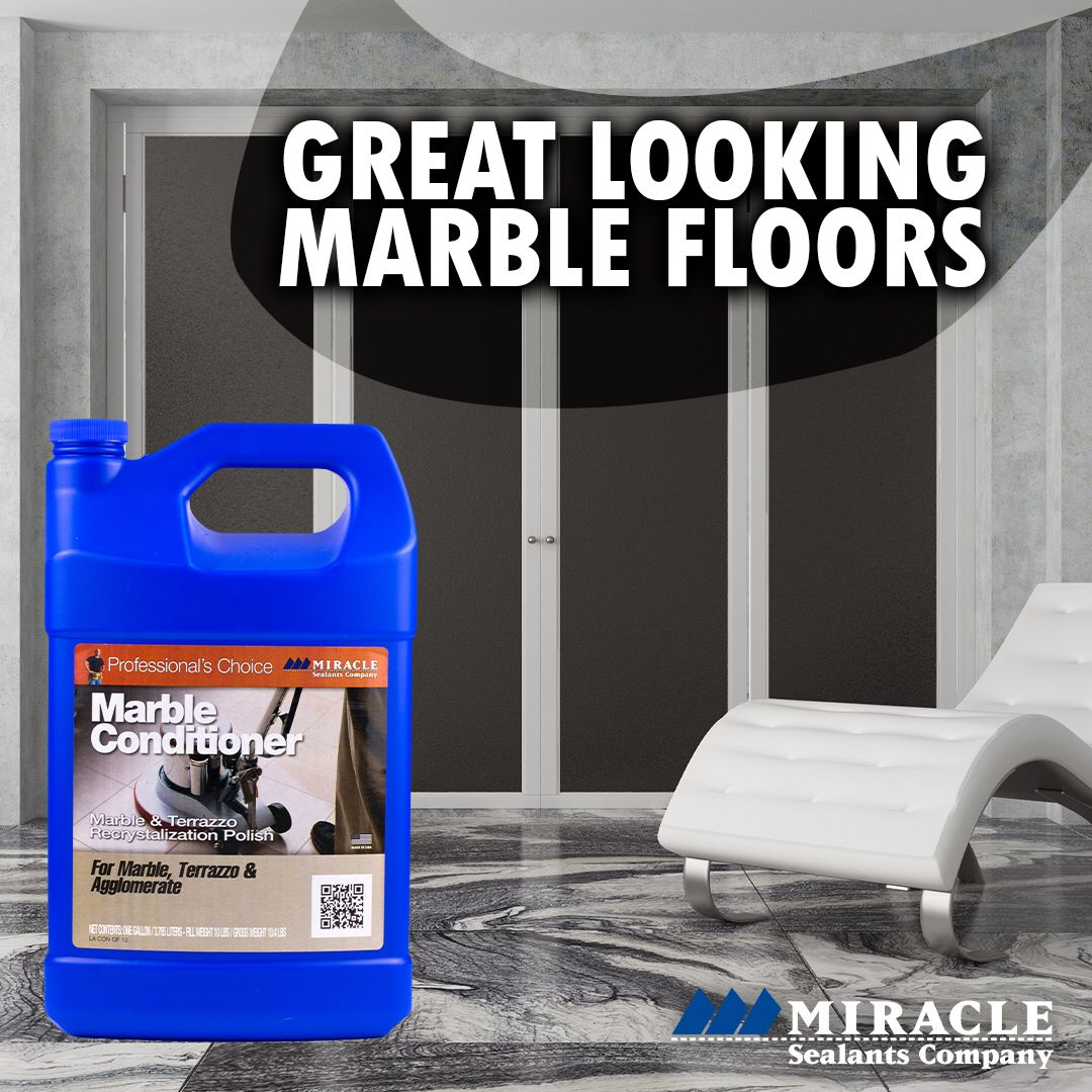 Pin by miracle sealants company on marble conditioner