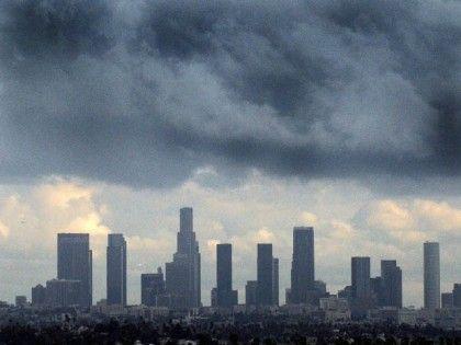 I Love Rainy Days In La Los Angeles Scenic California