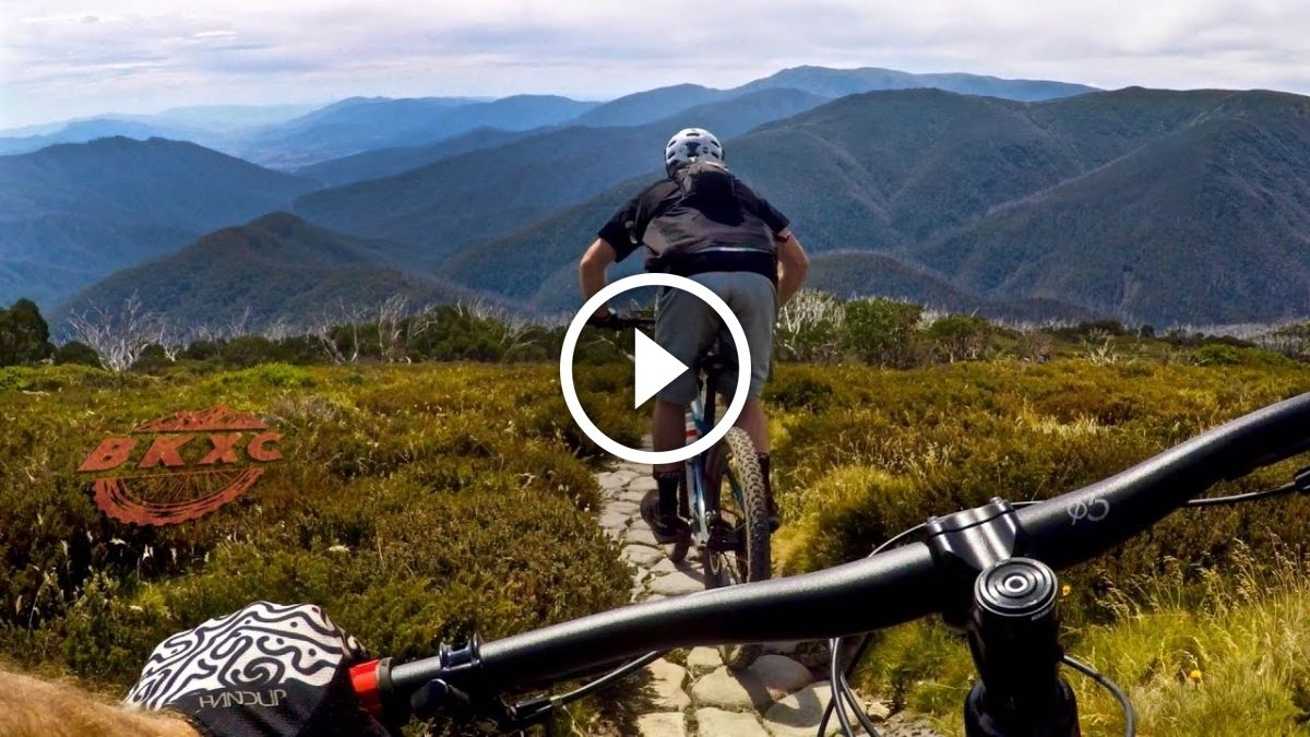 Watch Let S All Move To Flowtown Mountain Biking Falls Creek