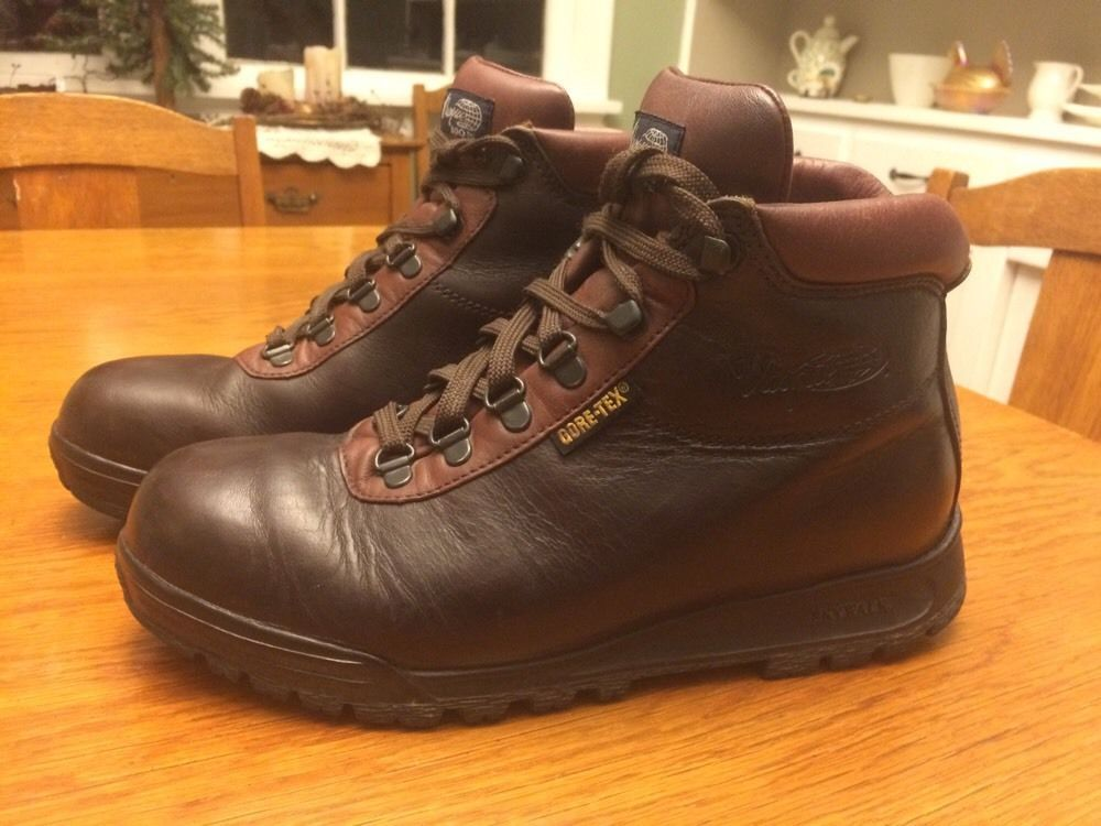 National Park Ranger Vasque Sundowner Cordovan Duty Boots Men's 10 M #Vasque #HikingTrail