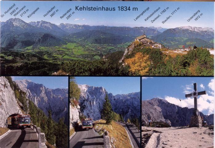 Pin Auf Eagles Nest In Berchtesgaden Germany