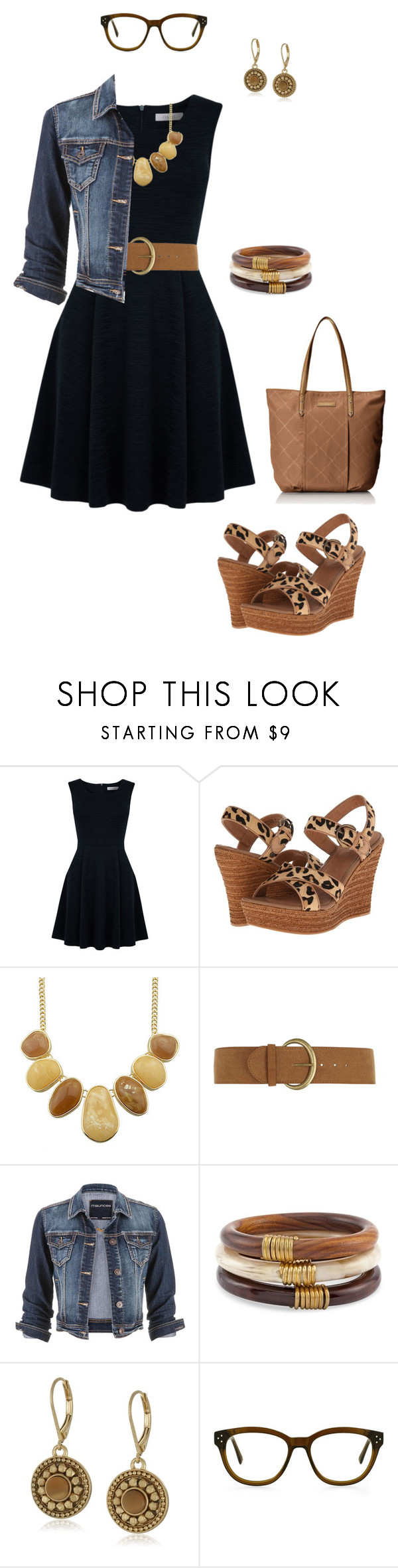 """Comfortable & Casual"" by angie-ryherd-brown on Polyvore featuring Oasis, UGG Australia, Dorothy Perkins, maurices, Chico's, Vince Camuto, Muse and Vera Bradley"