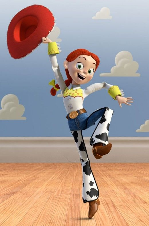 Toy Story - Jesse  ) my Absolute favorite character from the toy story  trilogy!(  572850266b1