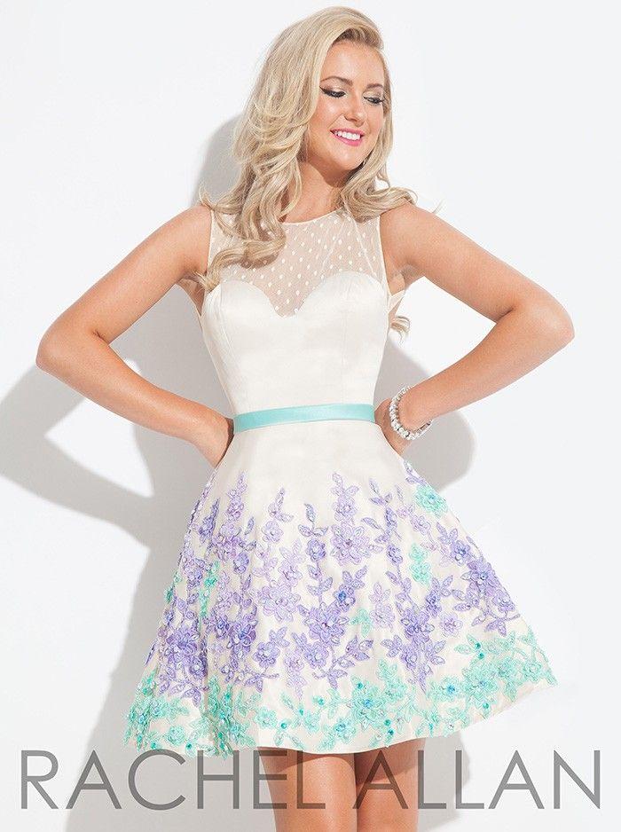 Rachel Allan 6630 Prom Dress 2015 | Fantasy Wear | Pinterest | Prom ...