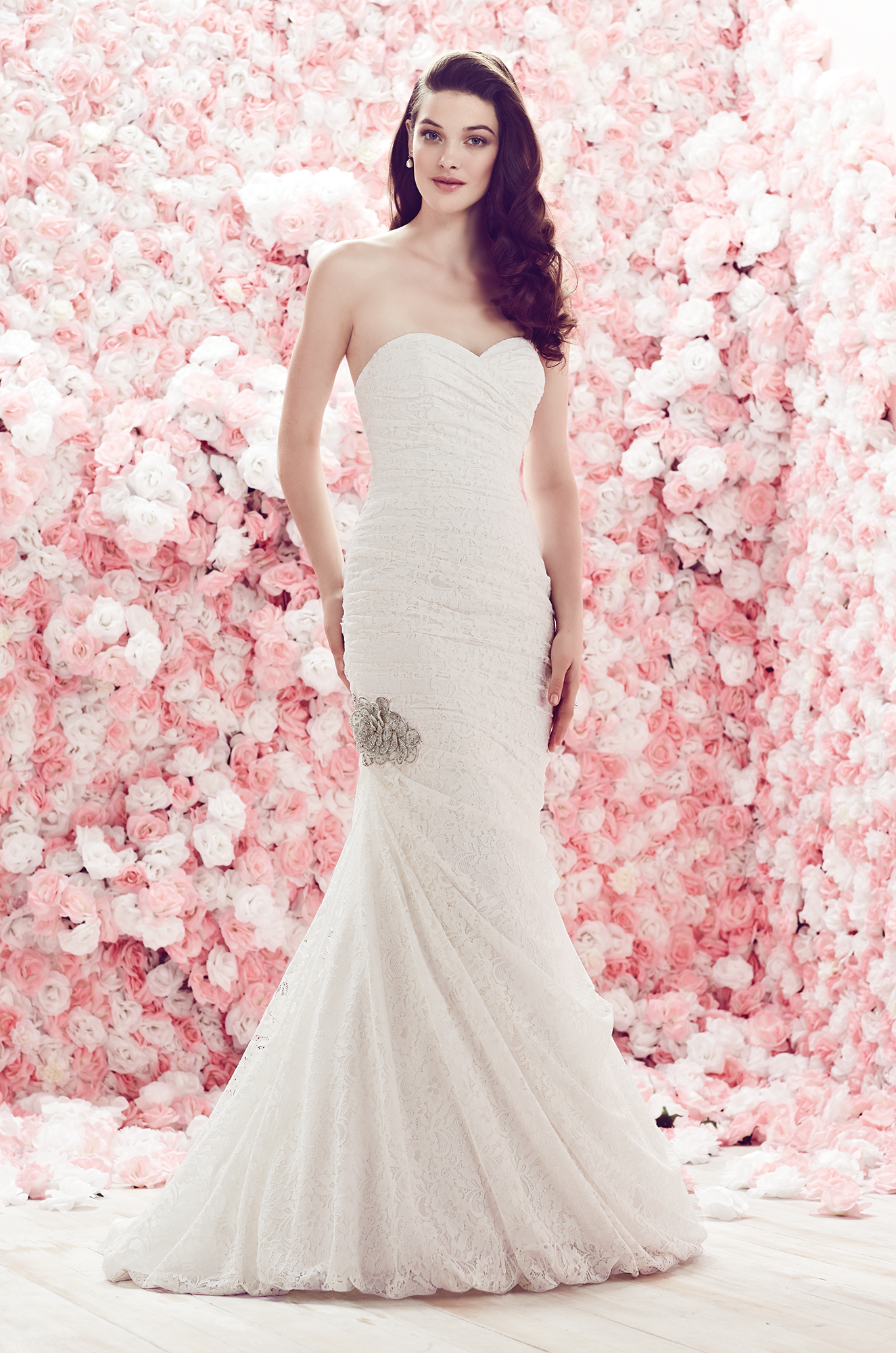 Gown 1855 | 2014 Spring Collection | Mikaella Bridal | Available ...