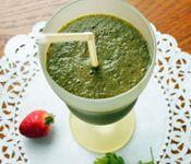 Not quite soup, but liquid and vitamen, mineral rich