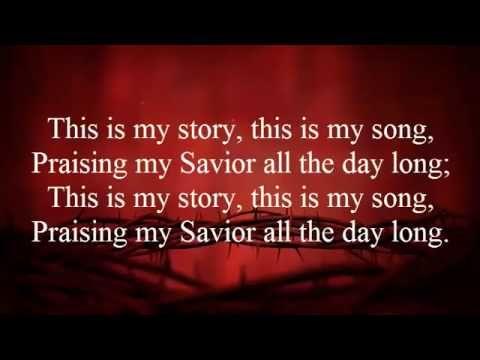 Blessed Assurance  Lyrics    (Worship Always)