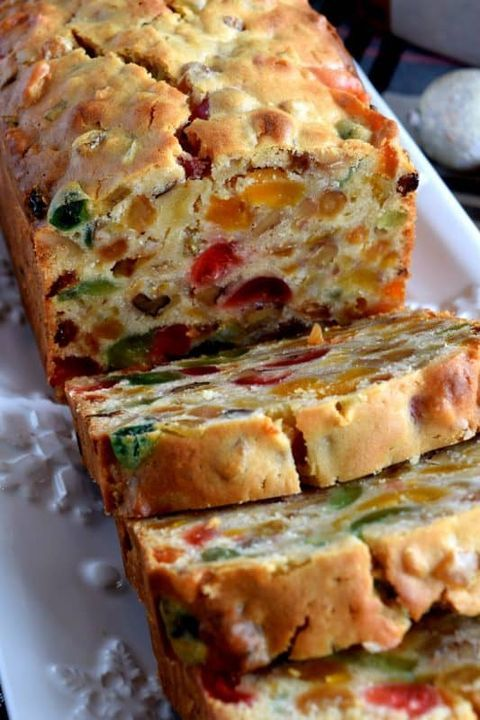 These Innovative Fruitcake Recipes Will Turn Even