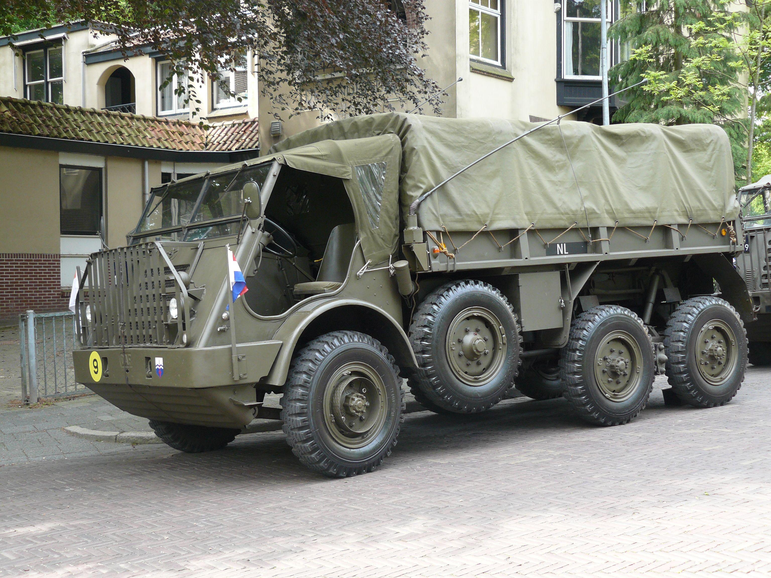 Pin Op Legervoertuigen