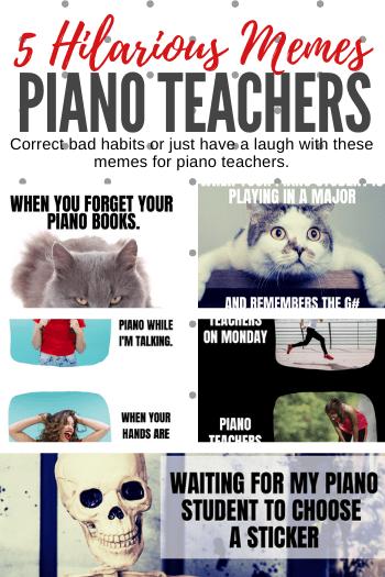 5 Hilarious Piano Teacher Memes That Capture Your Life Piano Memes Piano Teaching Resources Piano Teacher