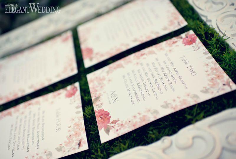 Moss frame wedding seating chart! GARDEN IN THE CITY WEDDING INSPIRATION www.elegantwedding.ca