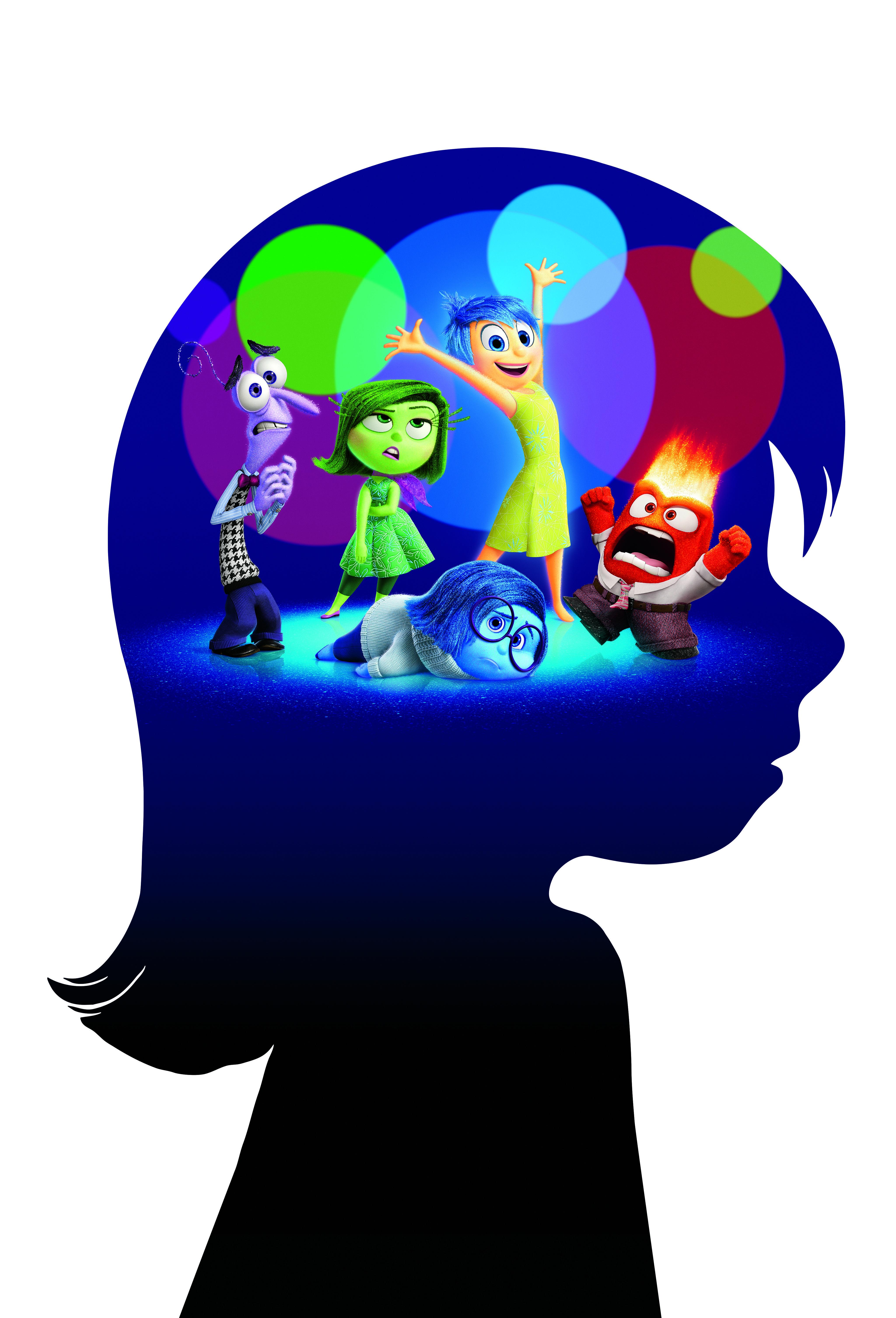 Joy | inside out! | disney Pixar, Disney inside out ...