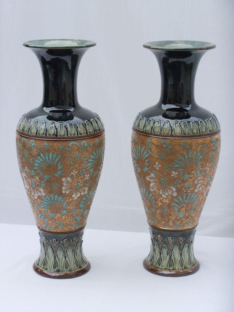 Antique large royal doulton vases doulton slaters patent antique large royal doulton vases doulton slaters patent reviewsmspy