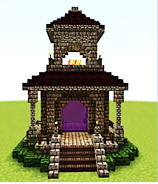 Best 25 get minecraft ideas on pinterest mine craft for How to build a small house step by step