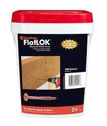 Best Flatlok Structural Wood Scr*W For Engineered Wood 4 Ply 400 x 300