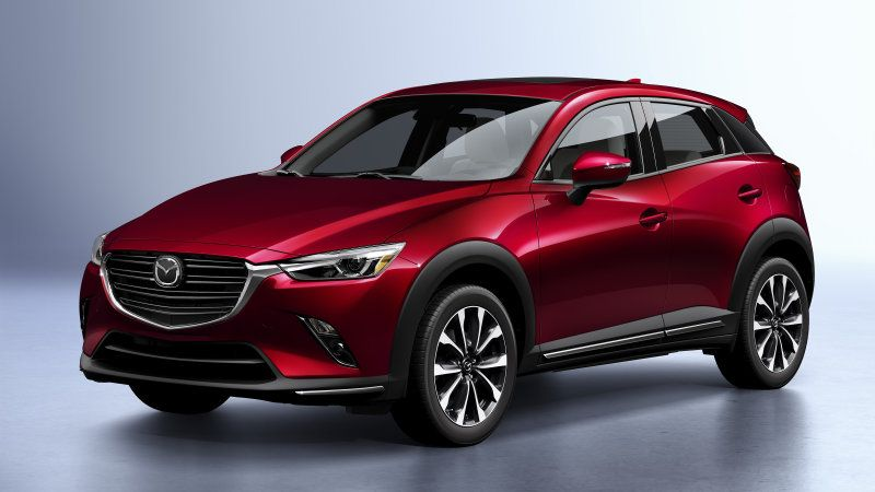 Mazda Cx 3 Compact Crossover Updated For 2019 Mazda Cx3 Mazda Mazda Suv