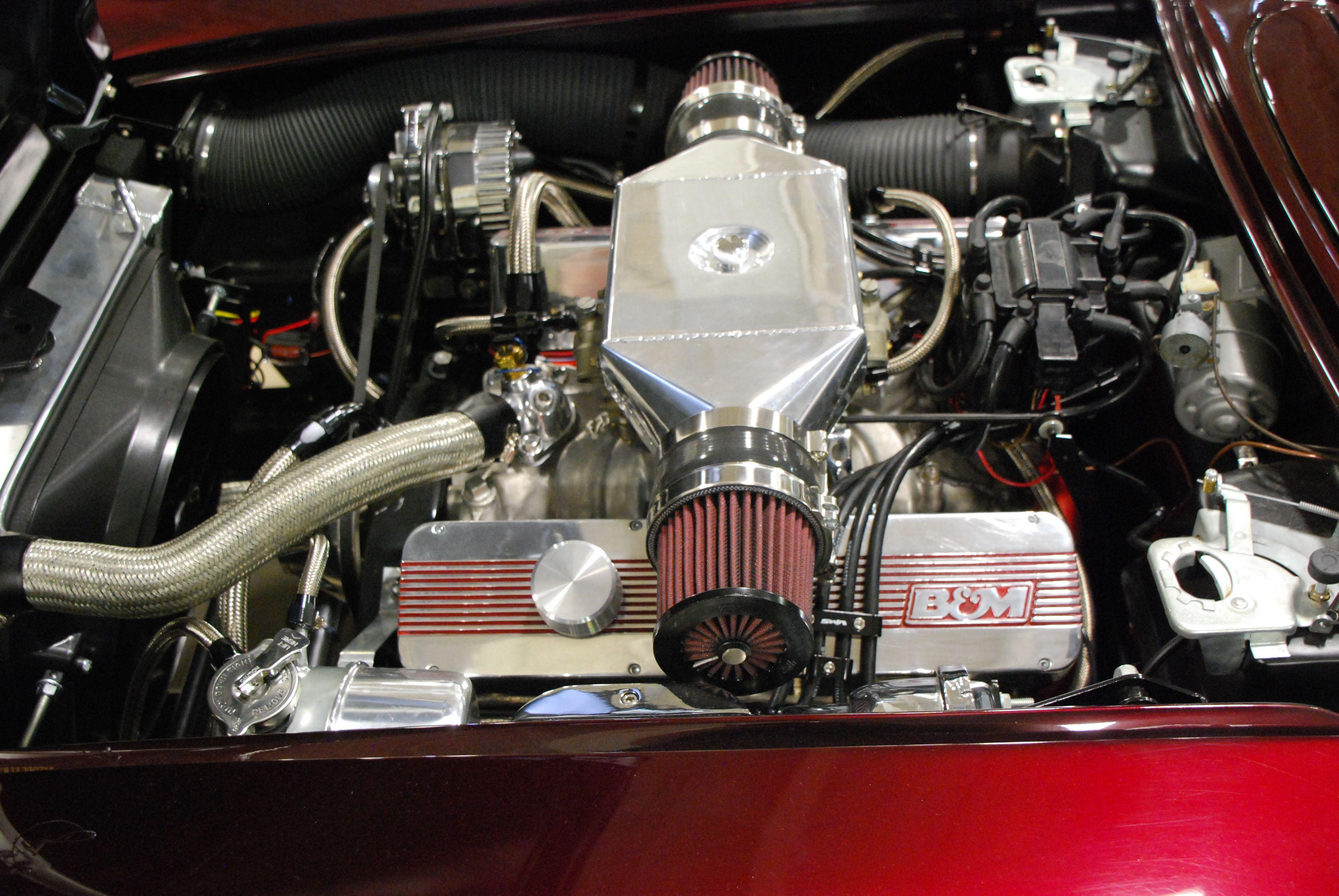 K N Sportluftfilter Chevrolet Corvette Chevrolet Corvette Cabin