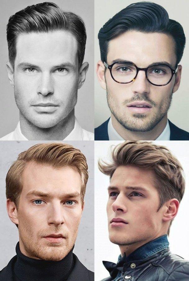 Schön Frisuren Männer Klassisch