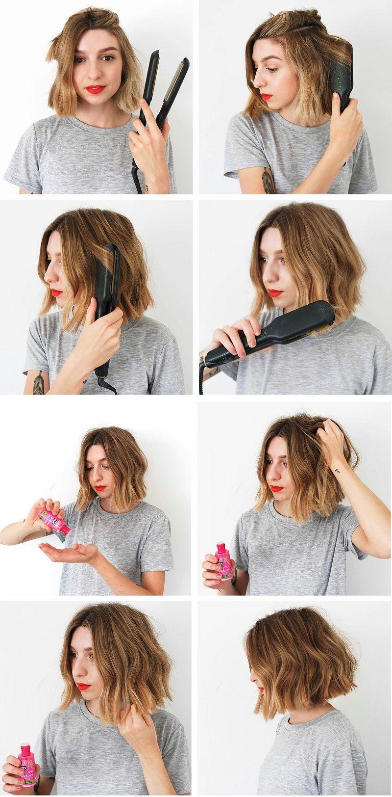 Formas de hacerle ondas a tu cabello sin parecer quinceañera
