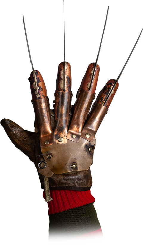 Freddy Krueger Deluxe Glove Freddy S Revenge By Trick Or Treat Studios Sideshow Collectibles Freddy S Revenge Trick Or Treat Studios Star Wars Poster