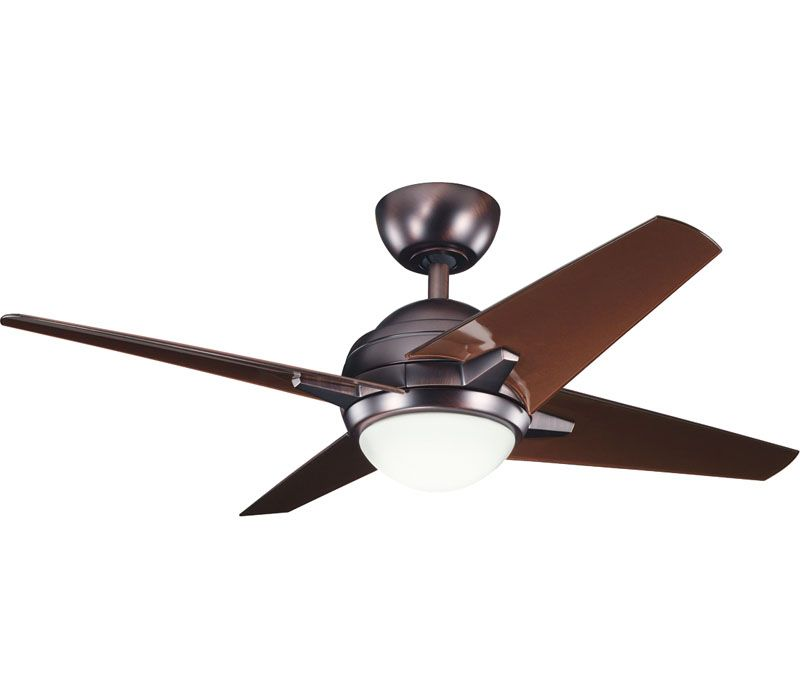Kichler Rivetta Ii Fan 300147obb At Del Mar Fans Lighting Over