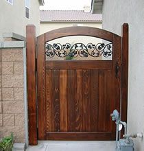 Design And Hardware Are What Make A Wooden Gate Operate Well For Decades.  Description From Kologates.com. I Searched For This On Bing.com/images