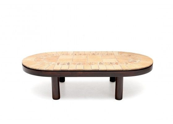 Coffee Table by Roger Capron  - Tables - Furniture - Products