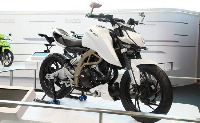 Tvs Draken Bmw New Bike Apache Bike